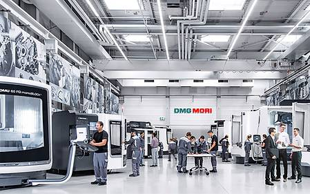 Values at DMG MORI