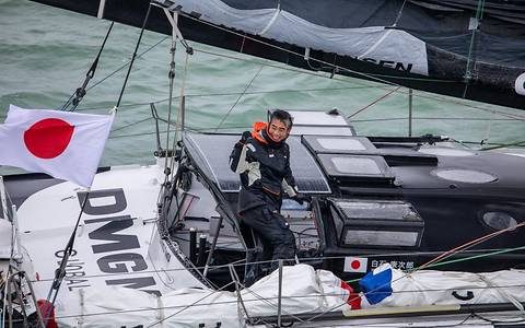 Successfull finish of the Vendee Globe